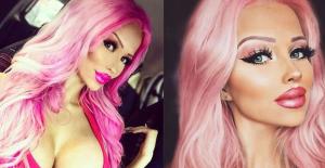 Gabriella Jirackova, Barbie'ye benzemek için her ay 6 bin lira harcıyor