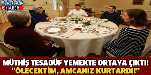 """""""ÖLECEKTİM, AMCANIZ KURTARDI!"""""""