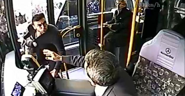 Burak Yılmaz trafikte otobüs şoförüyle kavga etti