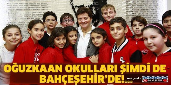 Oğuzkaan Okulları Şimdi de Bahçeşehir'de!…