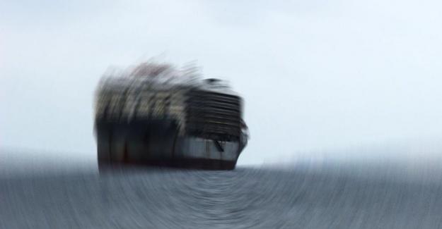 Kargo gemisi Atlantik'te kayboldu