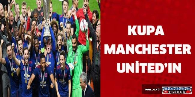 Kupa Manchester United'ın