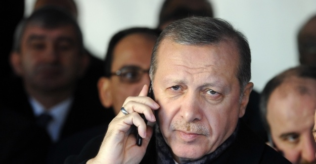 Erdoğan'ın tebrik telefonları devam ediyor