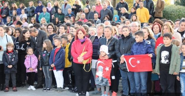 Atatürk sevgisi her geçen gün daha da büyüyor