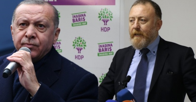 """Sezai Temelli, Erdoğan'ın """"Demirtaş-Öcalan arasında iktidar mücadelesi var"""" sözlerine yanıt verdi"""