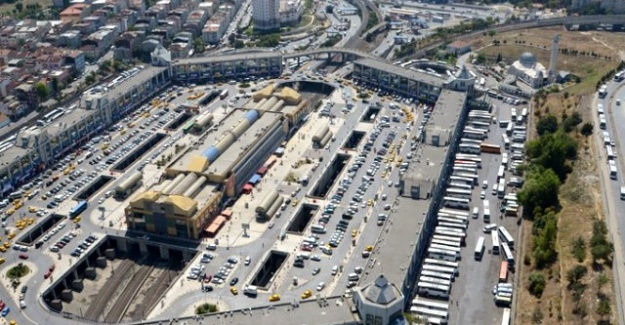 15 Temmuz Şehitler Otogarı'nın otopark işletmeciliği İSPARK'a devrediliyor