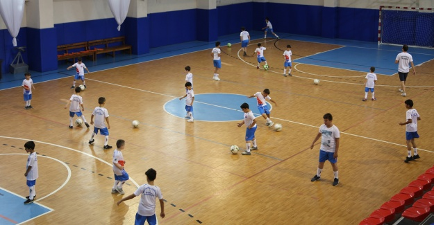 Belediyeden Çocuklara 6 Dalda Ücretsiz Spor Kursu