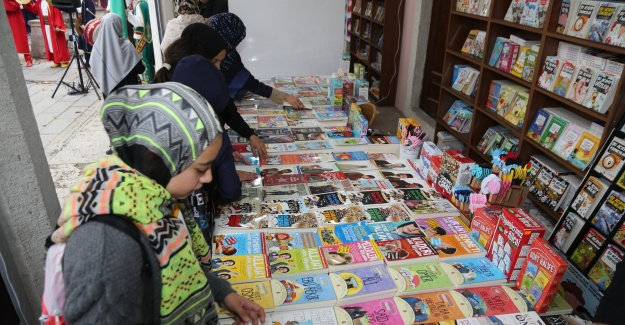 Çocuk Kitapları Festivaline Büyük İlgi
