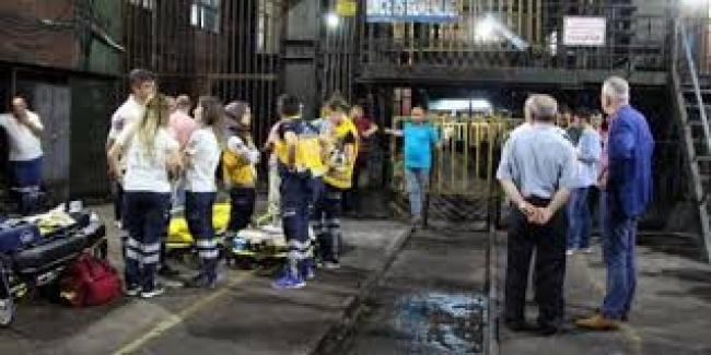 Zonguldak'ta Maden Göçüğü