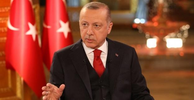 """Erdoğan """"Türkiye'nin bu dönemde attığı adımlar, önümüzdeki yarım asrı biçimlendirecek öneme sahiptir"""""""