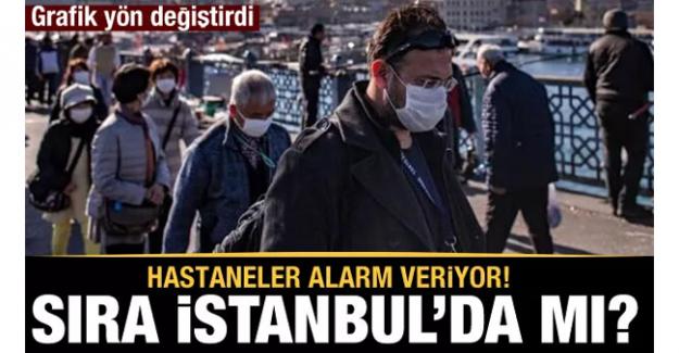 İstanbul alarmı!