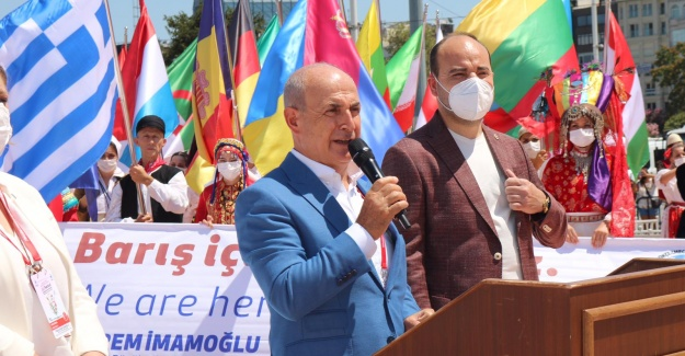 """""""Dünya kültürüne ve barışına katkı sağlayan bir festival"""""""