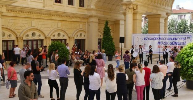 Büyükçekmece'de Balkan's Express Fırtınası