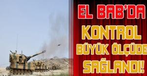 El Bab'da kontrol büyük ölçüde sağlandı!