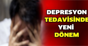 Depresyon tedavisinde yeni dönem