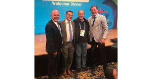 Metin Şahin, Avrupa Tekvando Birliği Asbaşkanlığına seçildi