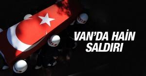 Van'da çatışma : 1 şehit