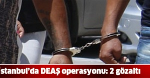 bİstanbulda DEAŞ operasyonu: 2.../b