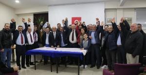 Kemal Aliş yeniden başkan