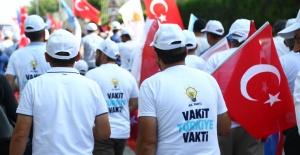 AK Parti'den Başakşehir Çıkarması