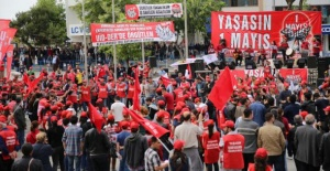 Suriyeli işçiler de 1 Mayıs'a hazırlanıyor!