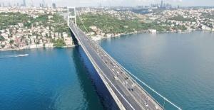 FSM Köprüsü'nde işler yarılandı..!