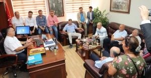 Kılıçdaroğlu, Akgün ve partililerinin bayramını kutladı