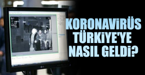 Koronavirüs Türkiye'ye Nasıl Geldi?