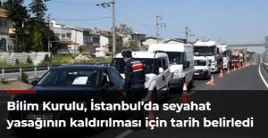 Bilim Kurulu, İstanbulda seyahat...