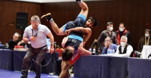 Güreş Milli Takımına en fazla sporcu gönderen kulüp : İstanbul BBSK