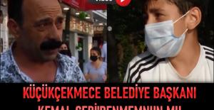 Küçükçekmece Başkan Kemal Çebi'den...