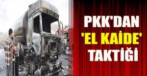 PKK'DAN 'EL KAİDE' TAKTİĞİ