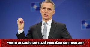 """""""NATO Afganistan'daki varlığını arttıracak"""""""