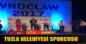 Tuzla Belediyesi Sporcusu
