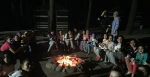 Öğrenciler Yaz Kampında Buluştu