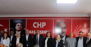 Abdulhadi Akmugan CHP Başakşehir Belediye Başkan adayı olarak atandı