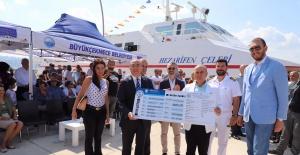 İDO, Büyükçekmece - Bursa hattı törenle hizmete girdi