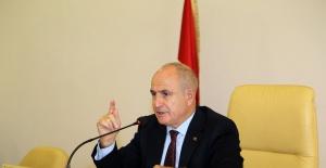 Başkan Akgün: En büyük endişem okullar ve hastanelerdir