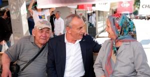 Küçükçekmece Belediyesi 6 Ayda 1000 Yaşlıya Özel Hizmet Verdi