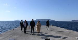 Başkan Gökhan Yüksel, Kartal'a Deniz Ulaşımını Kazandırmaya Kararlı