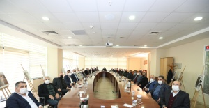 Başkan Dursun STK ve Kanaat Önderleriyle Bir Arada