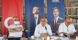 Kartal'da Sorunlar Muhtarlar Toplantısı'nda Masaya Yatırılıyor