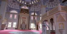ESENYURT'TA CAMİLER İBADETE HAZIR