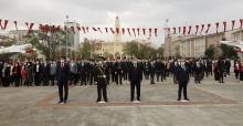 Cumhuriyet'in 97' yıl kutlamalarına ilgi yoğun oldu