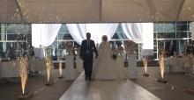 Çiftler toplu nikah töreniyle kavuştu