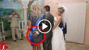 Sınırları Zorlayan 10 Evlilik Fotoğrafı