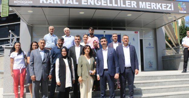 İBB ile Kartal Belediyesi, uyum ve koordinasyon içinde çalışıyor