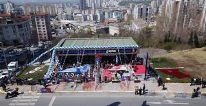 Espor merkezi açıldı